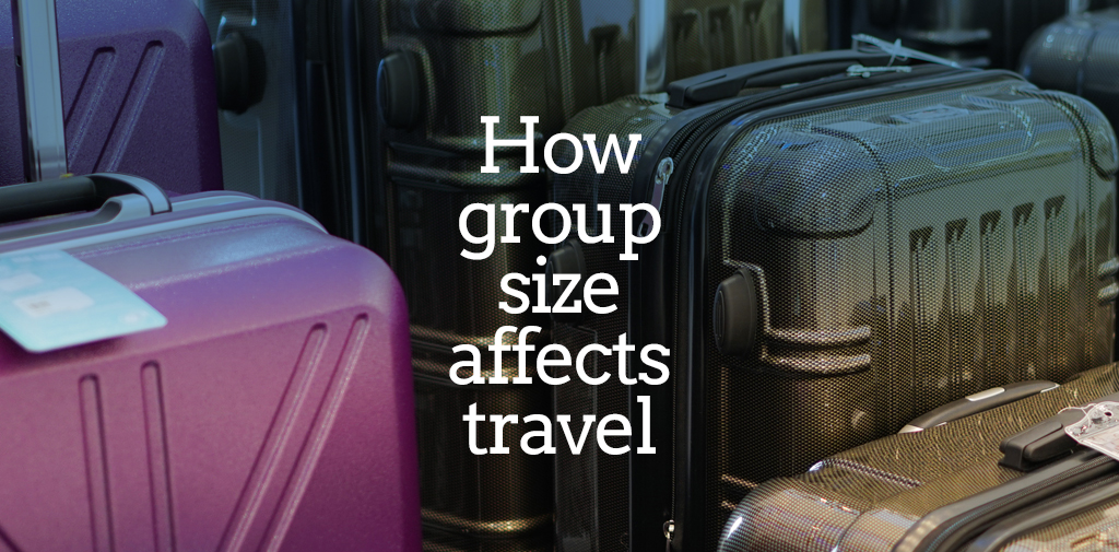 Big, small and everything in between – trips for every size of performance group