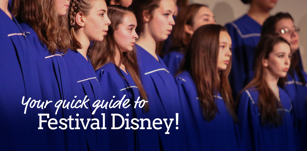 The ins and outs of Festival Disney