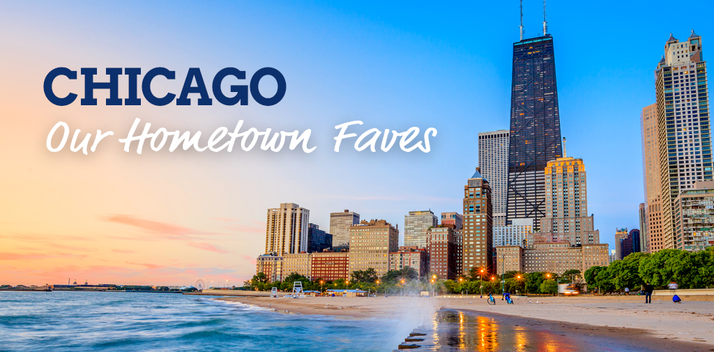 Ten reasons we love Chicago