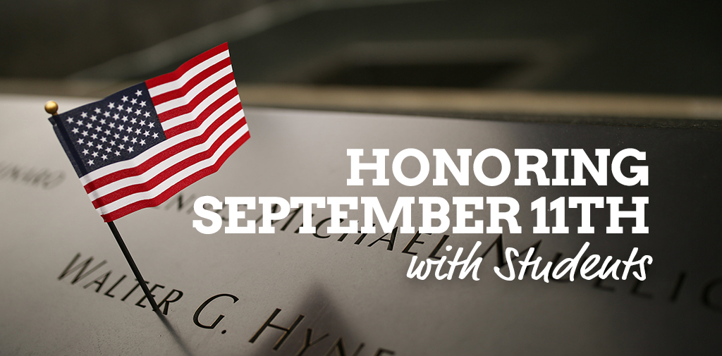 Sharing September 11th with Students