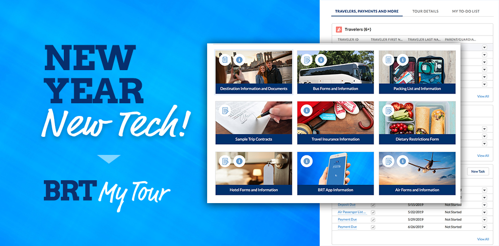 MyTour – our latest travel tool!