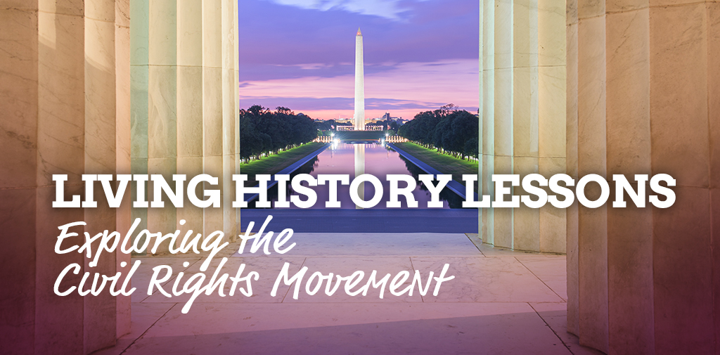 Learning on Tour – Civil Rights