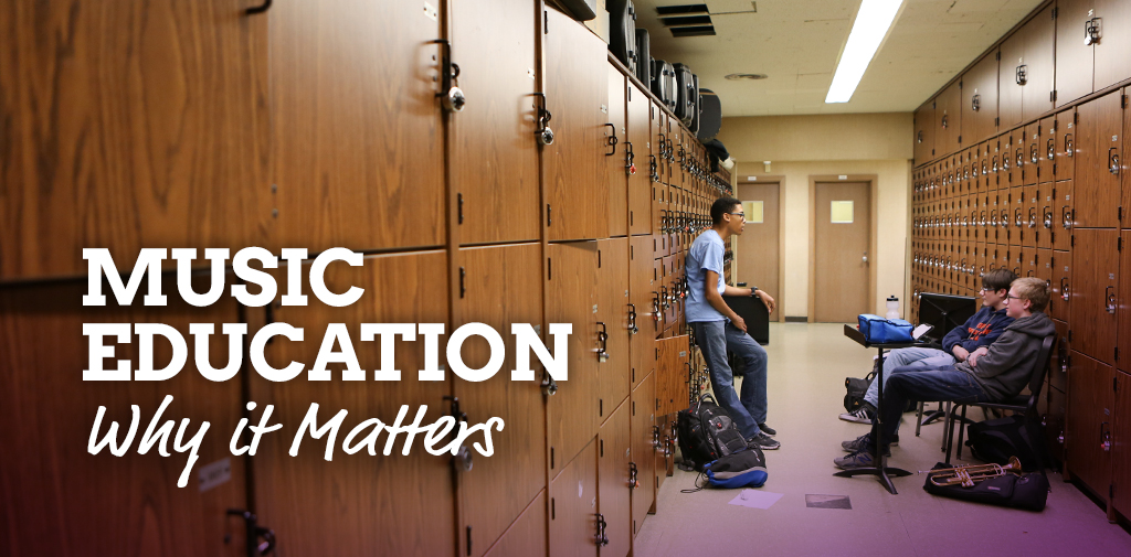 Does music education matter?