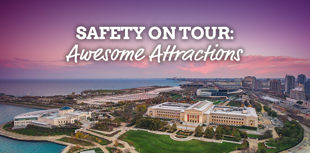 Safety on tour: Awesome attractions and student safety