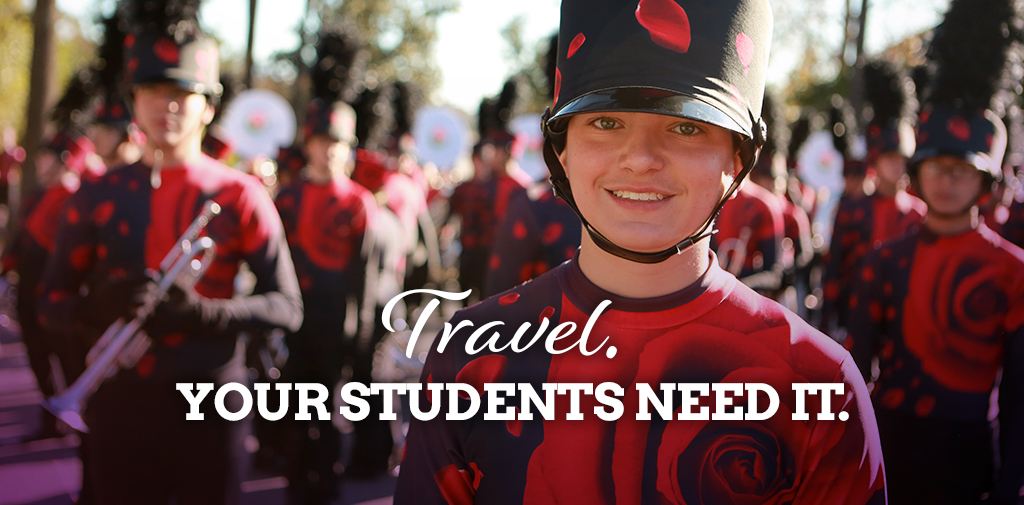 Travel. Your students need it.