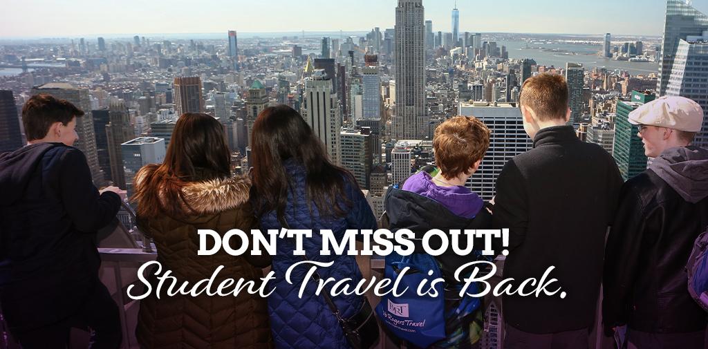 prepare for a student trip
