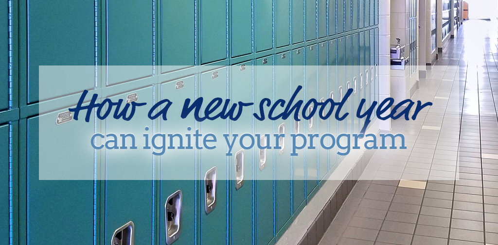 New year, new students, new travelers – getting students excited about your program