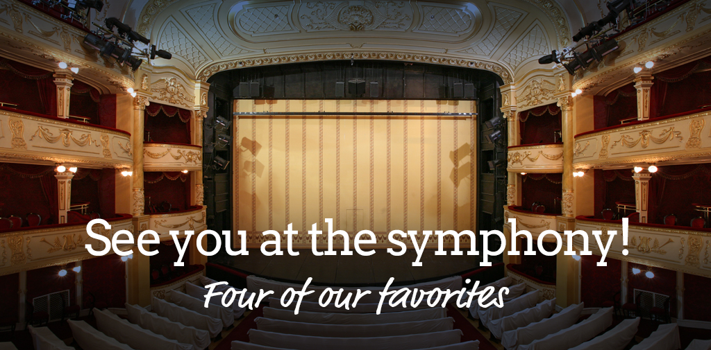 The symphony for students – a tour of our favorites