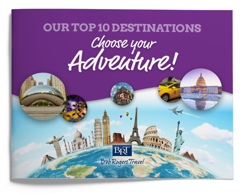 Performance travel planning guide - Top 10 Destinations