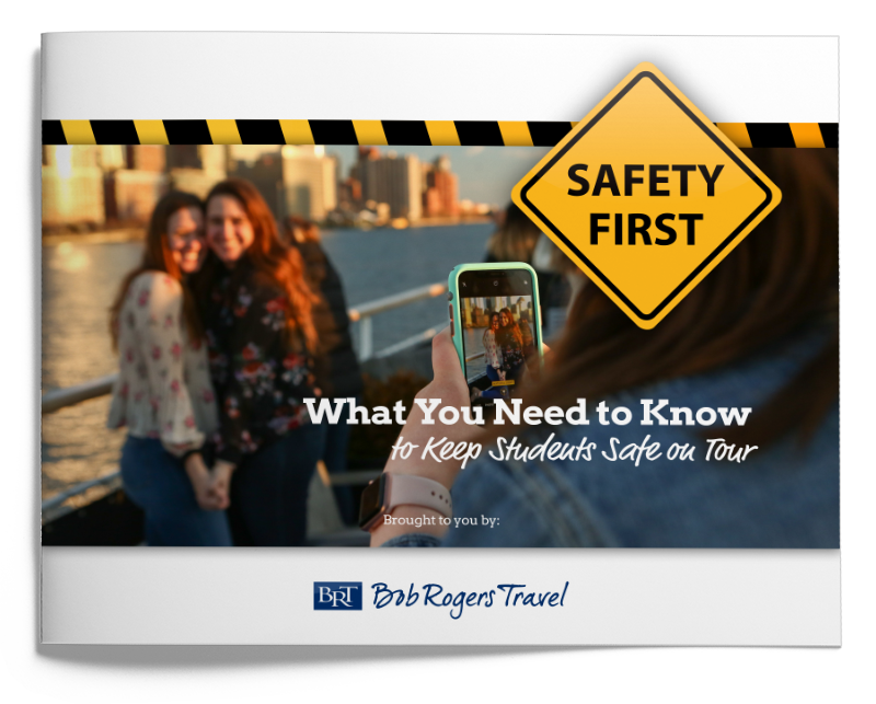 Performance travel planning guide - Safety First