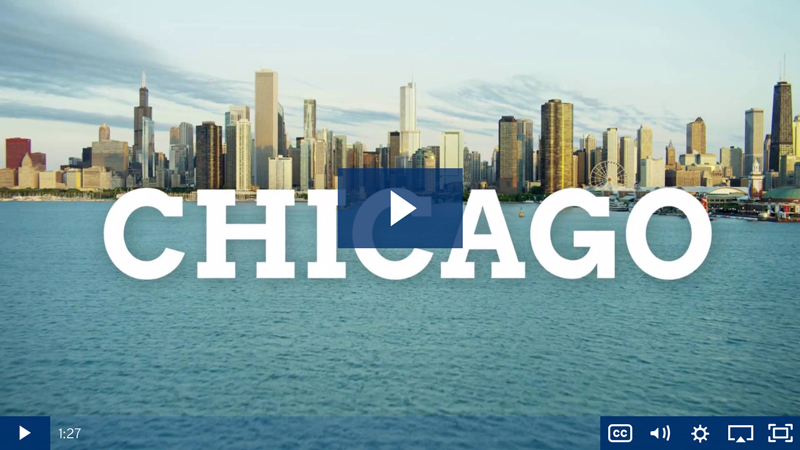 Performance travel video - Chicago