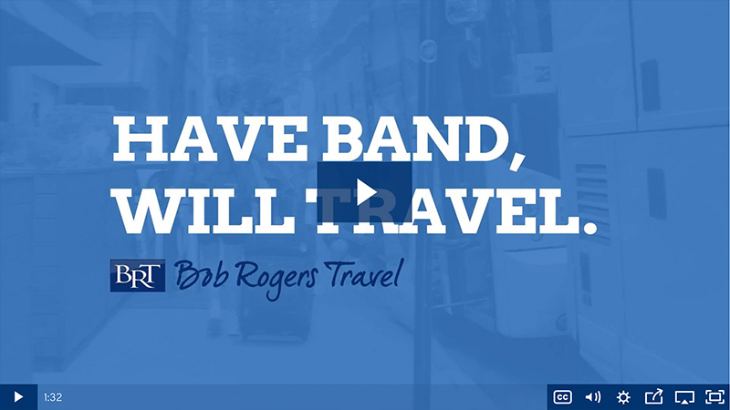 Performance travel video - Have Band Will Travel
