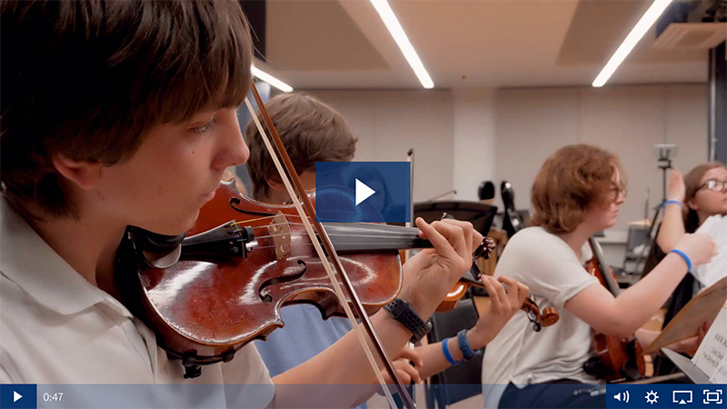 Performance travel video - Give Your Students the World